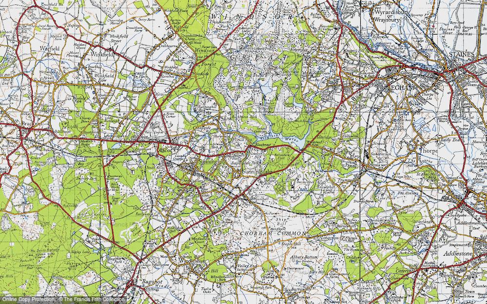 Tittenhurst, 1940