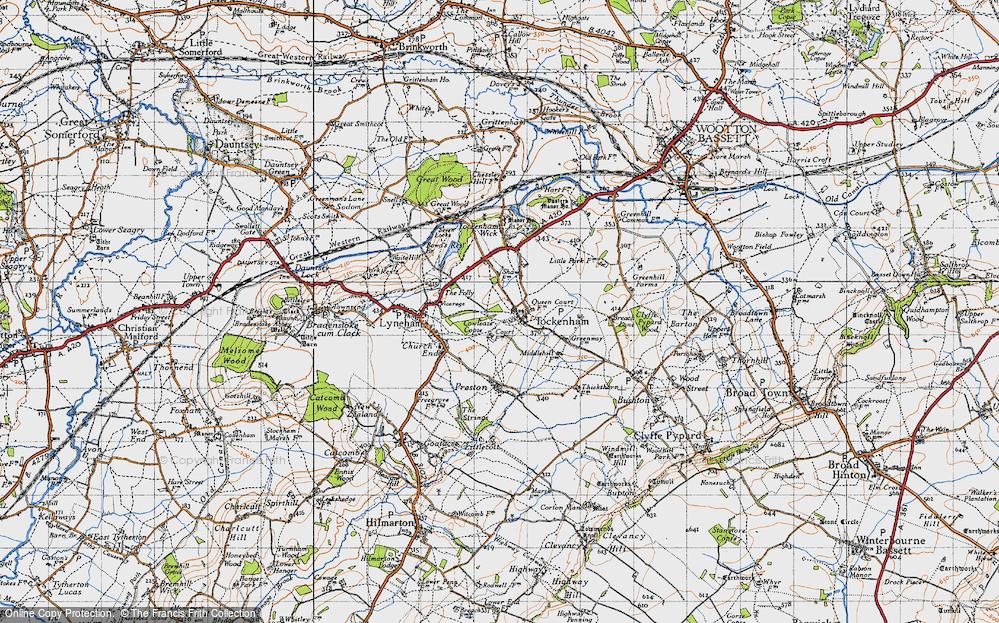 Tockenham, 1947
