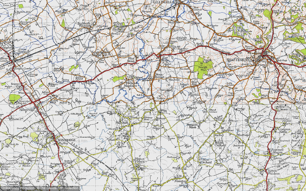 Todber, 1945