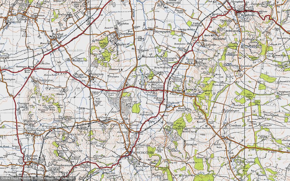 Toddington, 1946