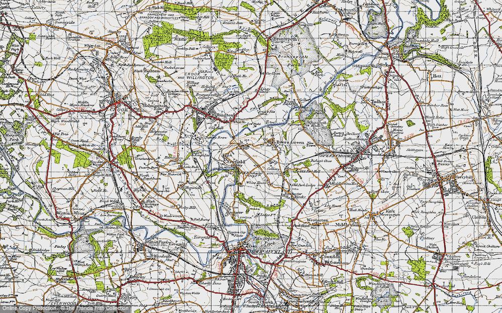 Todhills, 1947
