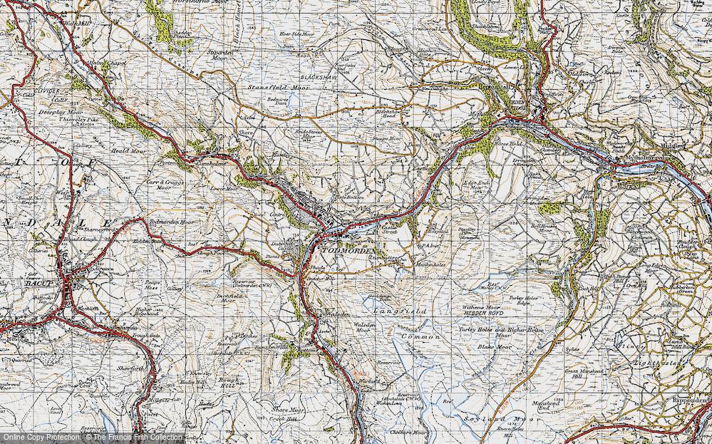 Todmorden, 1947