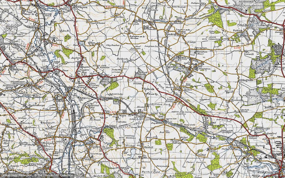 Todwick, 1947