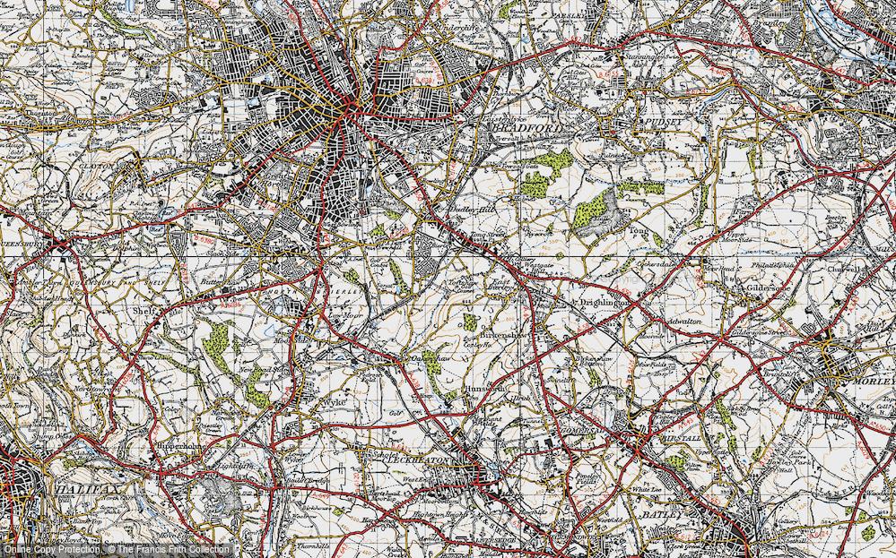 Toftshaw, 1947