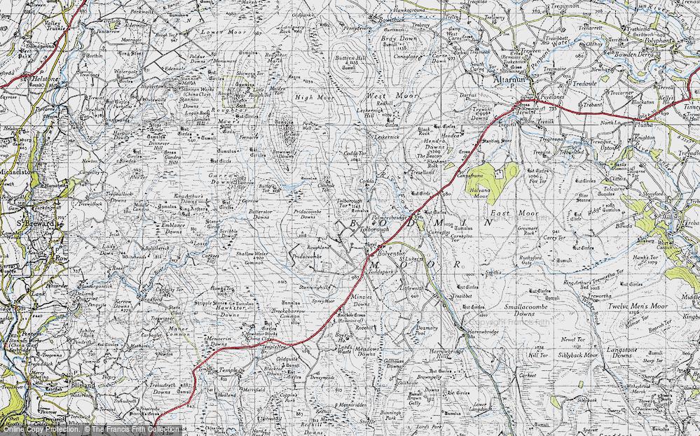 Tolborough, 1946