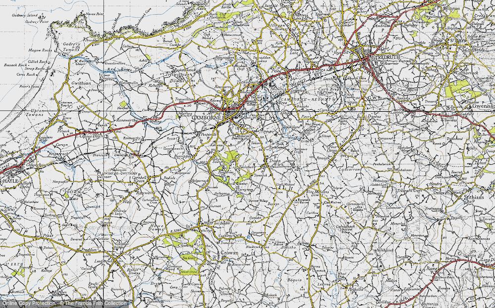 Tolcarne, 1946