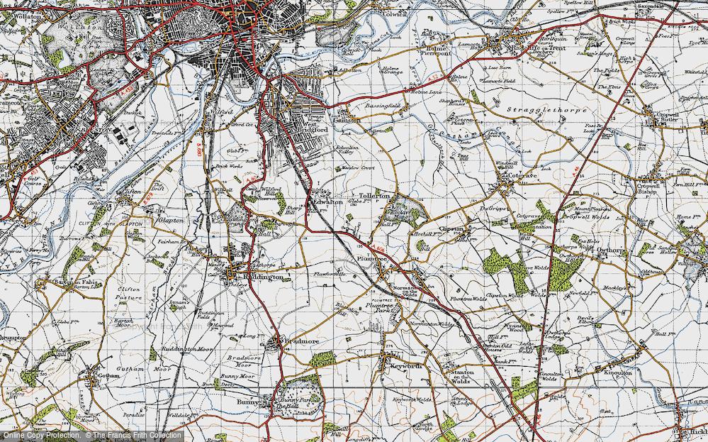 Tollerton, 1946