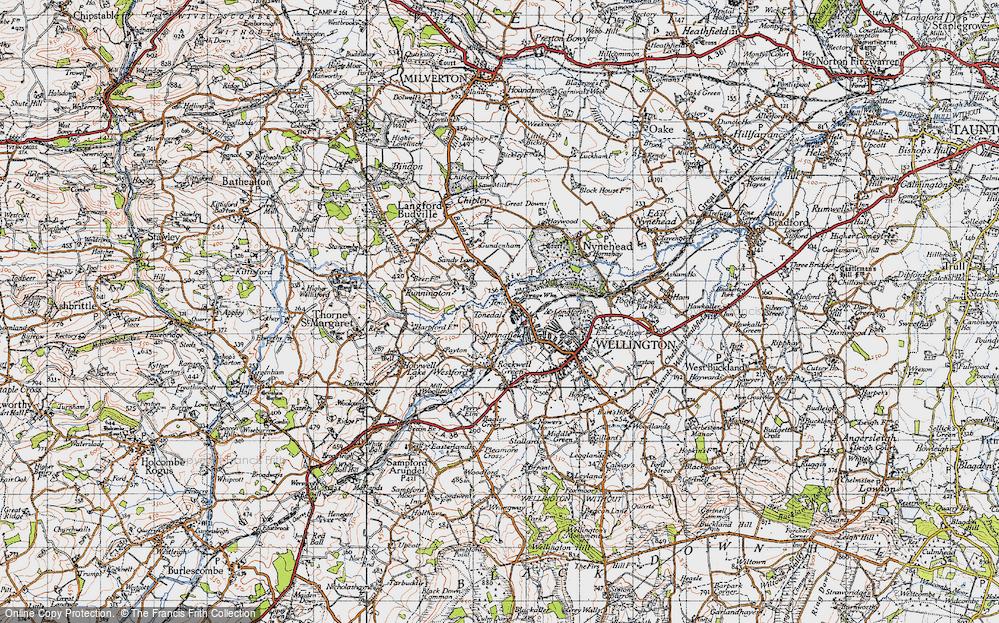 Tonedale, 1946