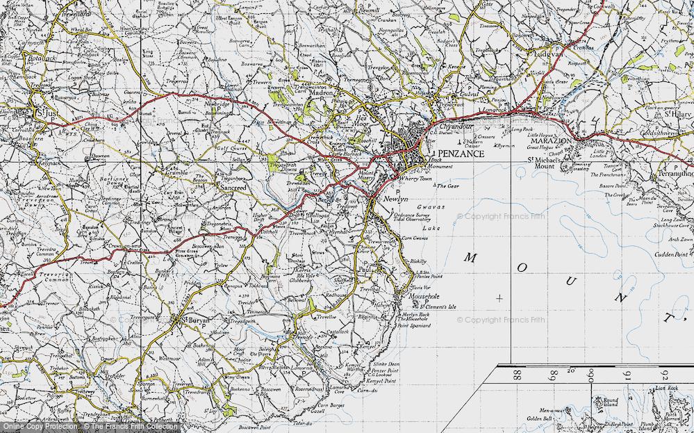 Tredavoe, 1946