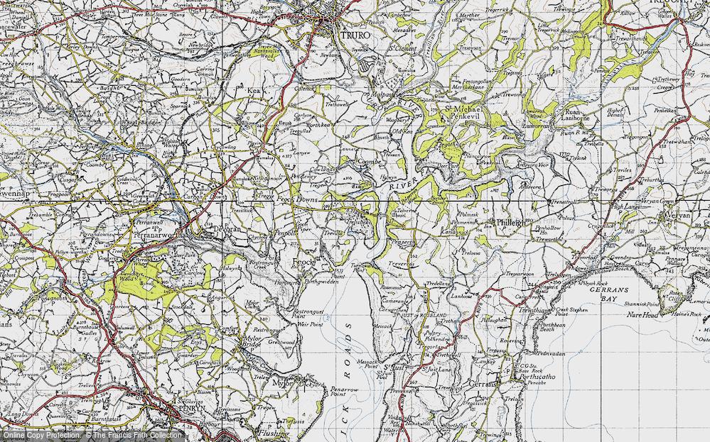 Trelissick, 1946