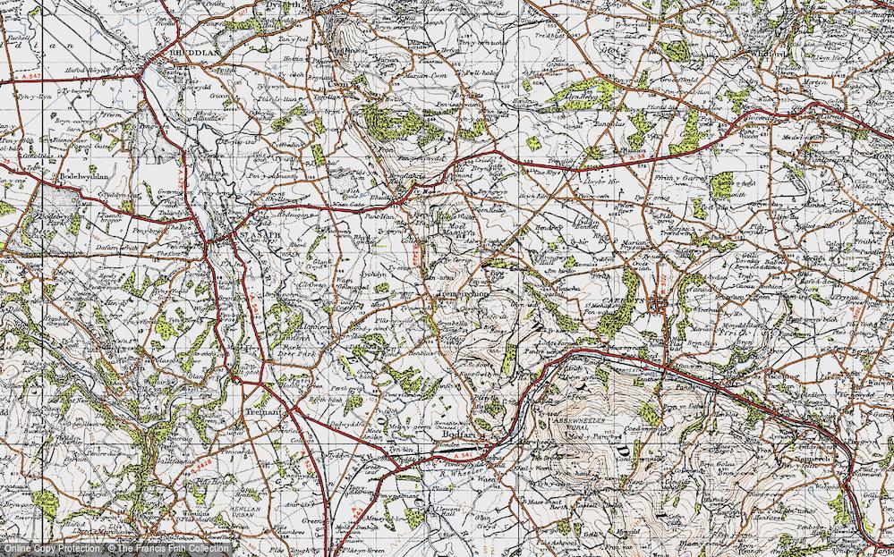 Tremeirchion, 1947
