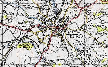 Truro photos maps books memories Francis Frith