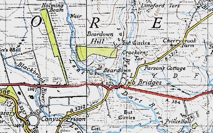 Crockern Tor photos, maps, books, memories - Francis Frith
