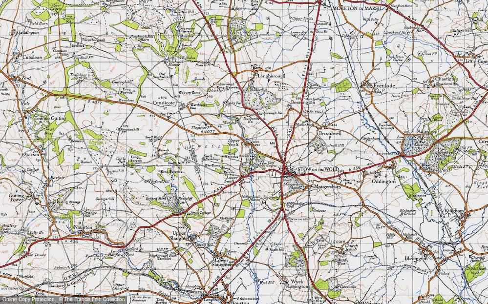 Upper Swell, 1946