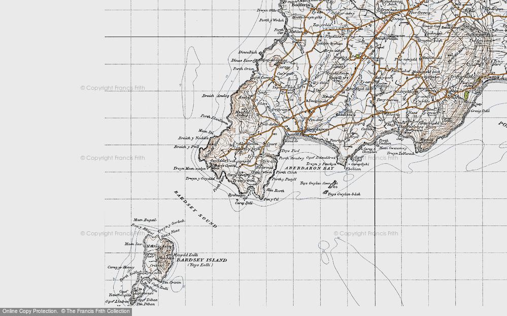 Uwchmynydd, 1947