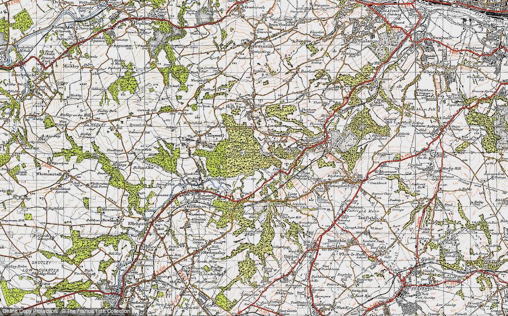 Victoria Garesfield, 1947