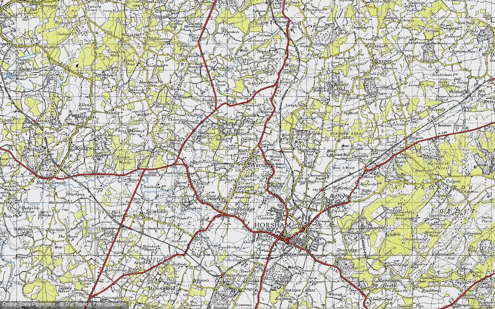 Warnham, 1940