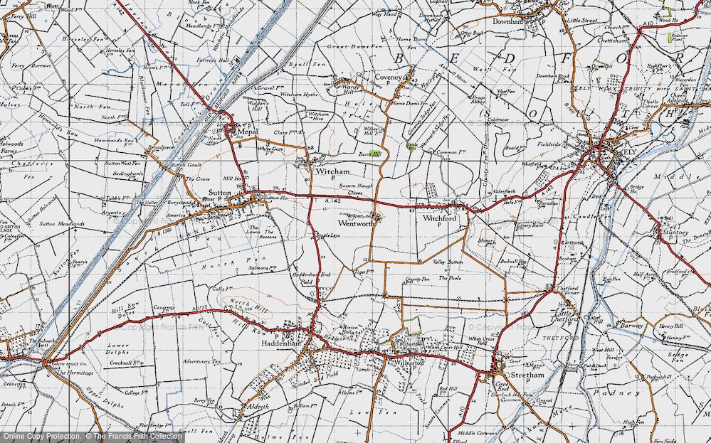 Wentworth, 1946