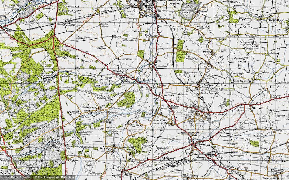 West Drayton, 1947