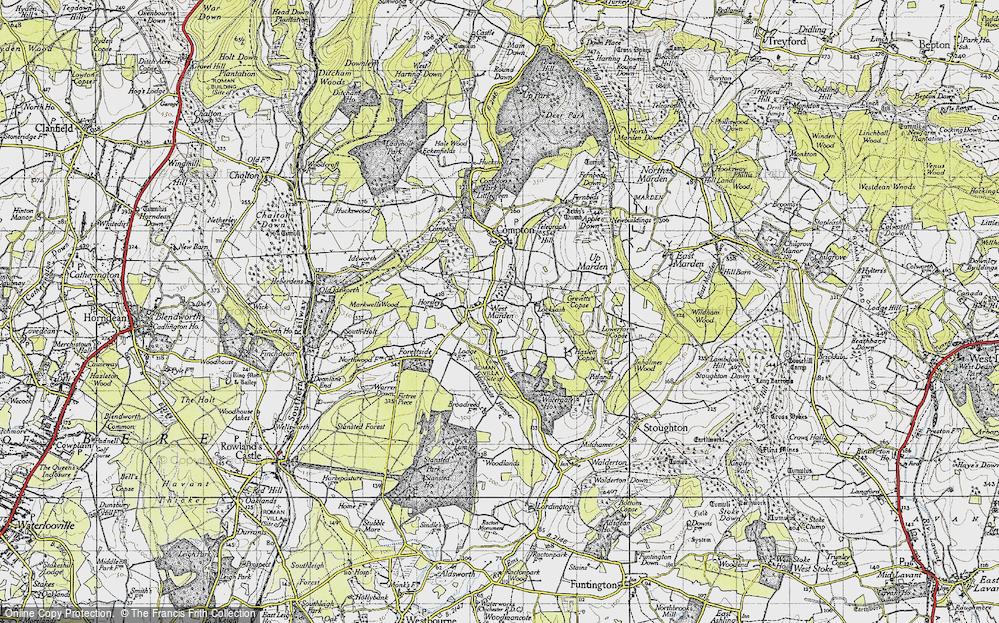 West Marden, 1945