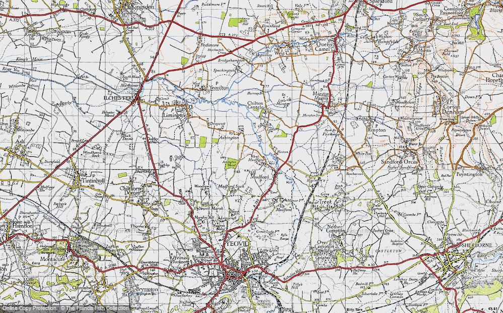 West Mudford, 1945
