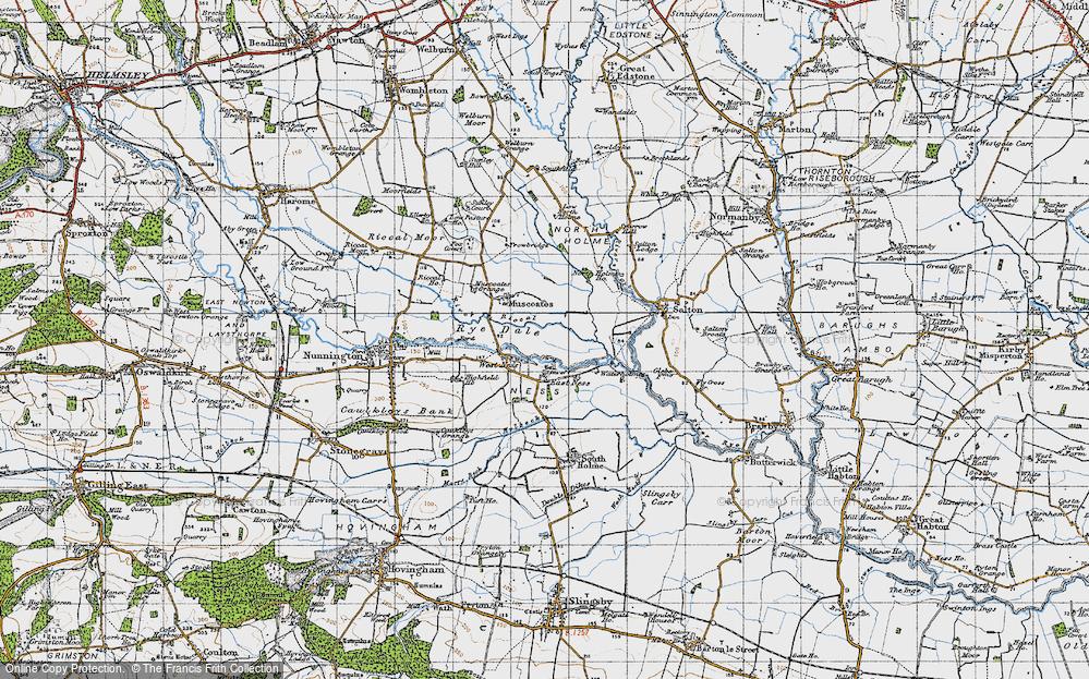 West Ness, 1947