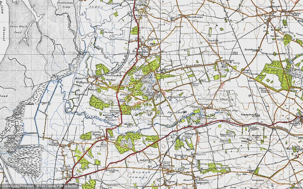 West Newton, 1946