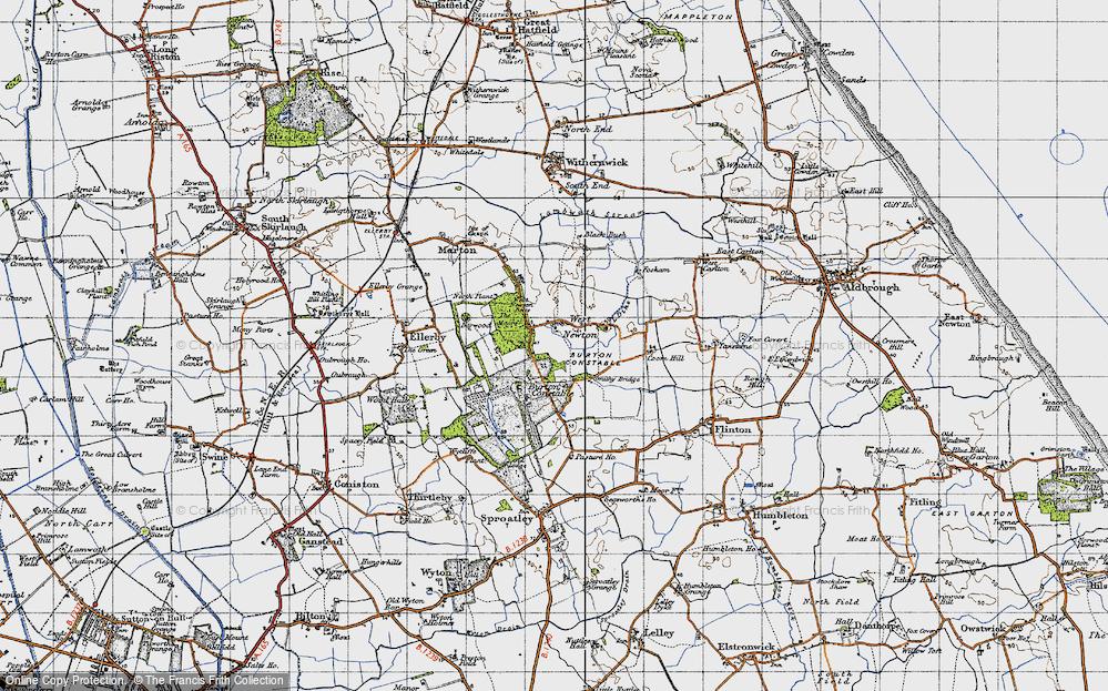 West Newton, 1947
