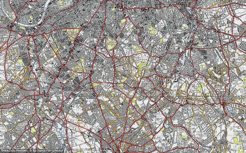 West Norwood, 1946