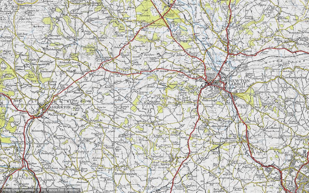 West Ogwell, 1946