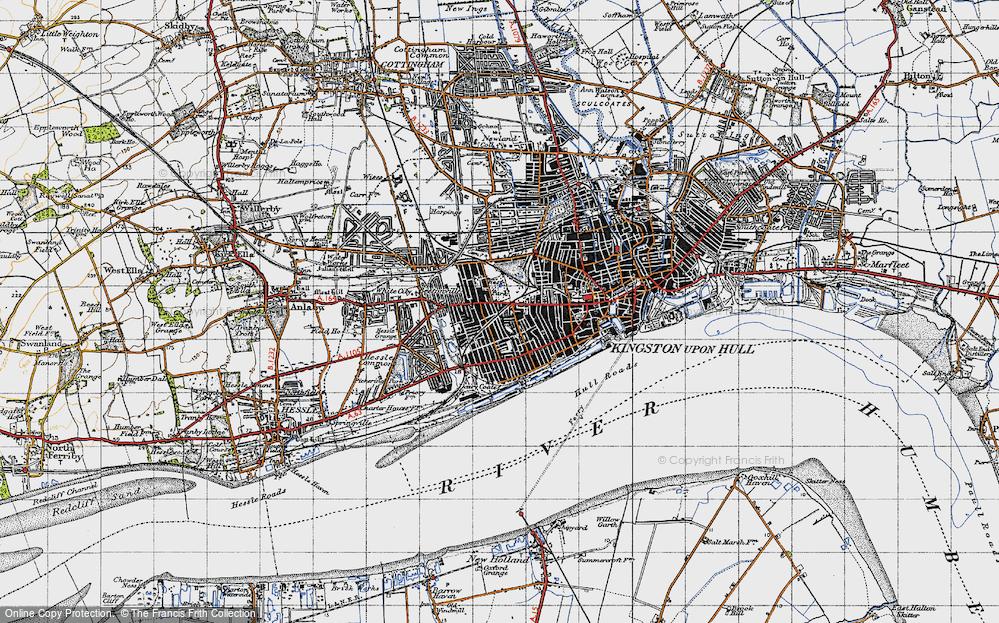 West Park, 1947