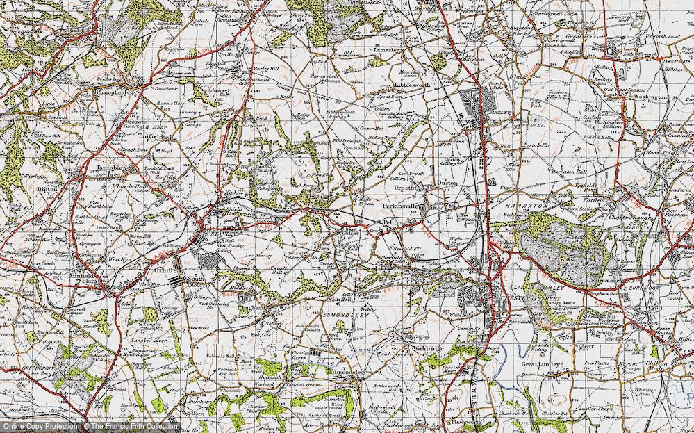 West Pelton, 1947