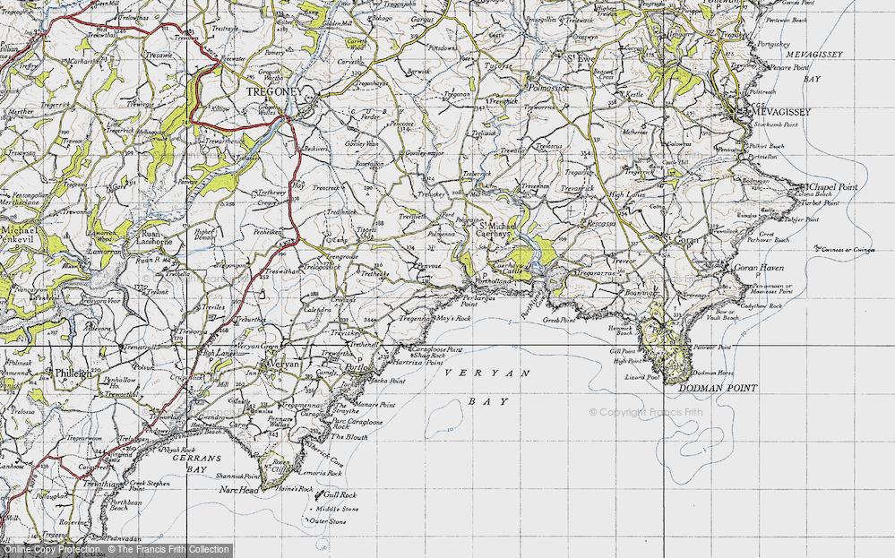 West Portholland, 1946