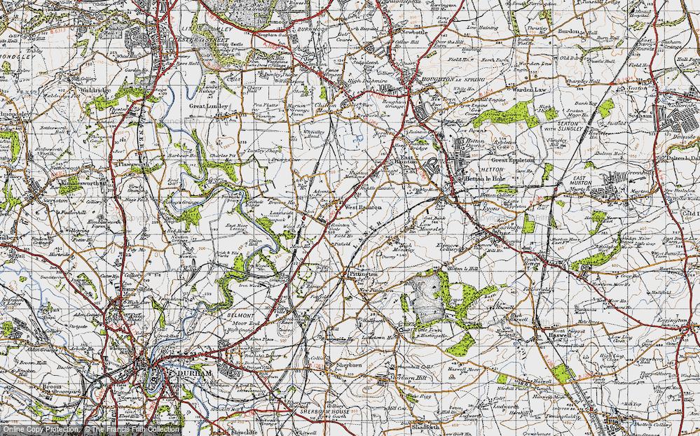 West Rainton, 1947