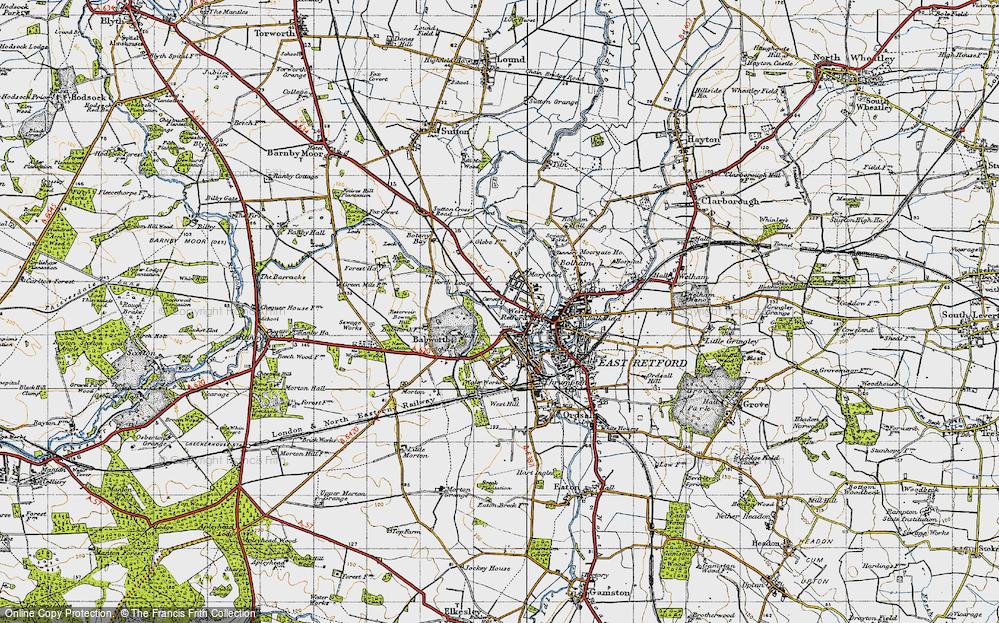 West Retford, 1947
