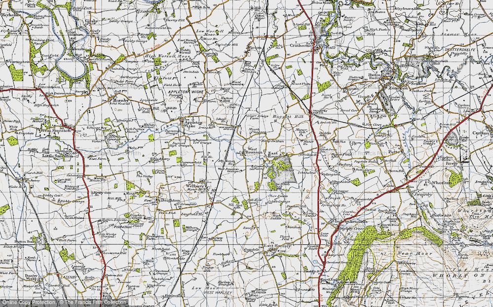 West Rounton, 1947