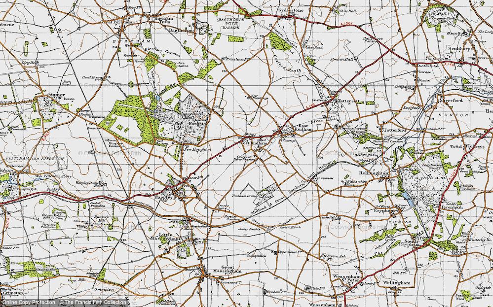 West Rudham, 1946