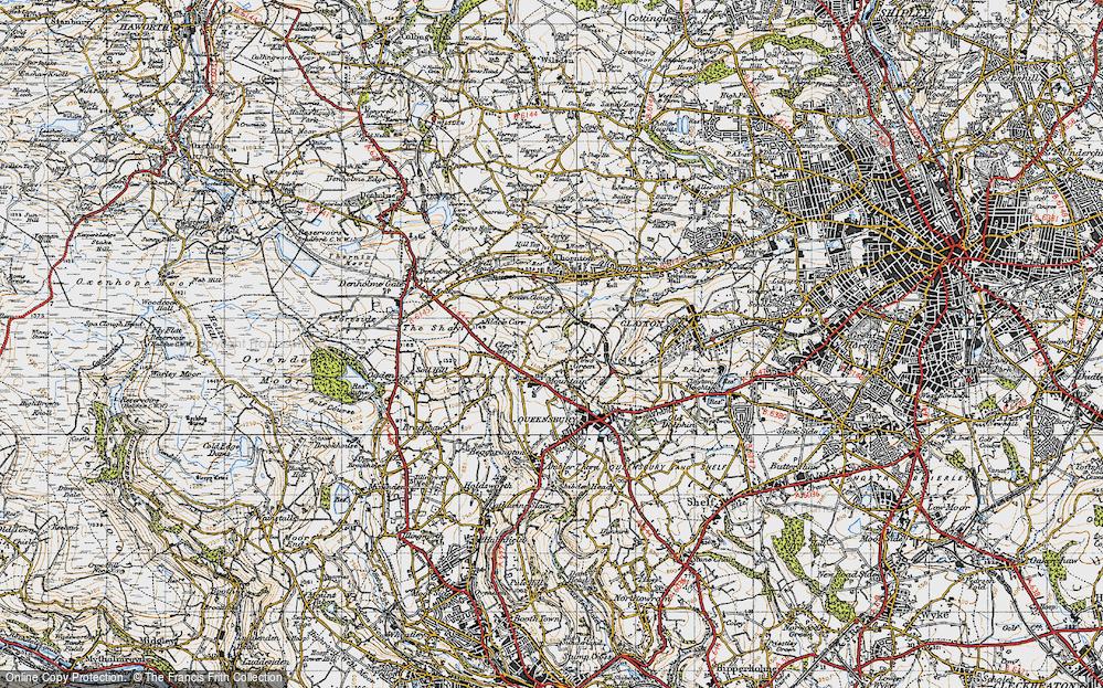 West Scholes, 1947