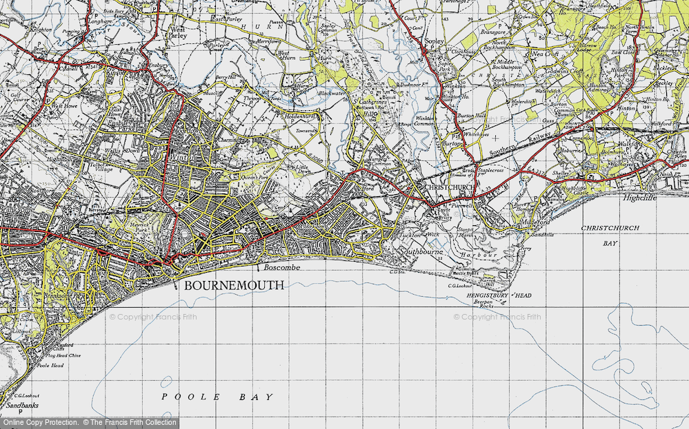 West Southbourne, 1940