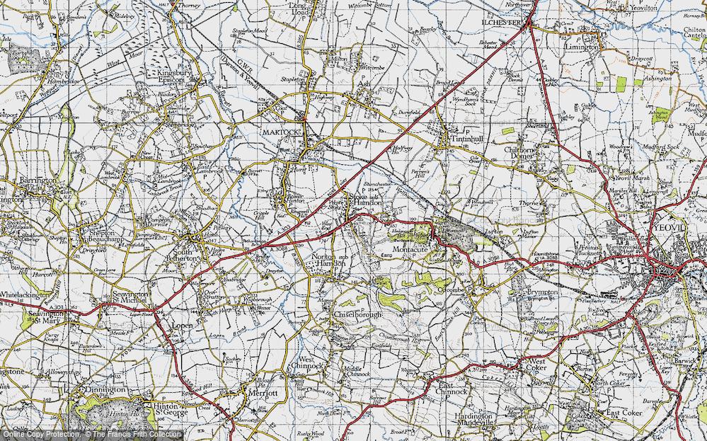West Stoke, 1945