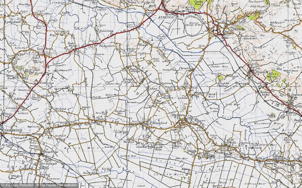 West Stoughton, 1946