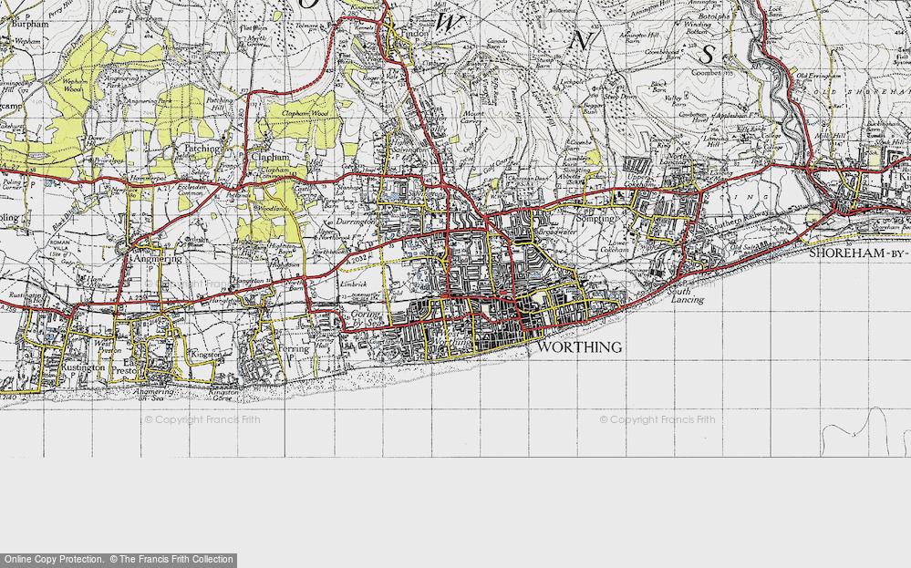 West Tarring, 1940