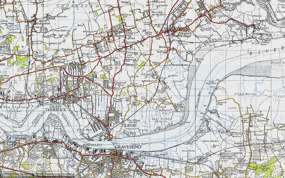 West Tilbury, 1946