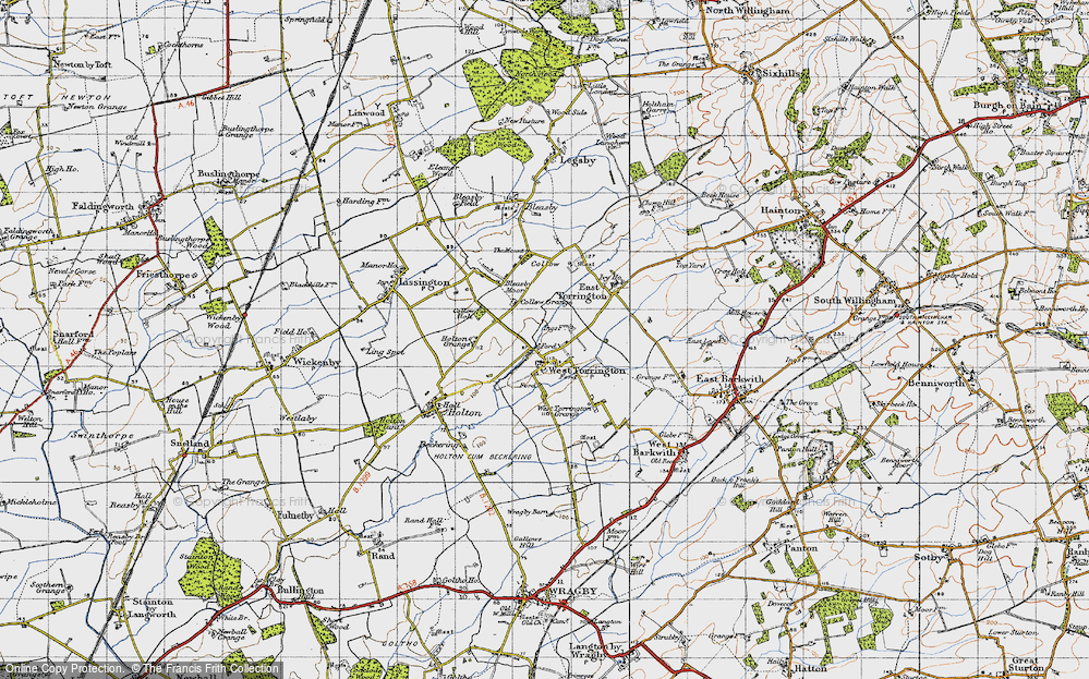 West Torrington, 1946