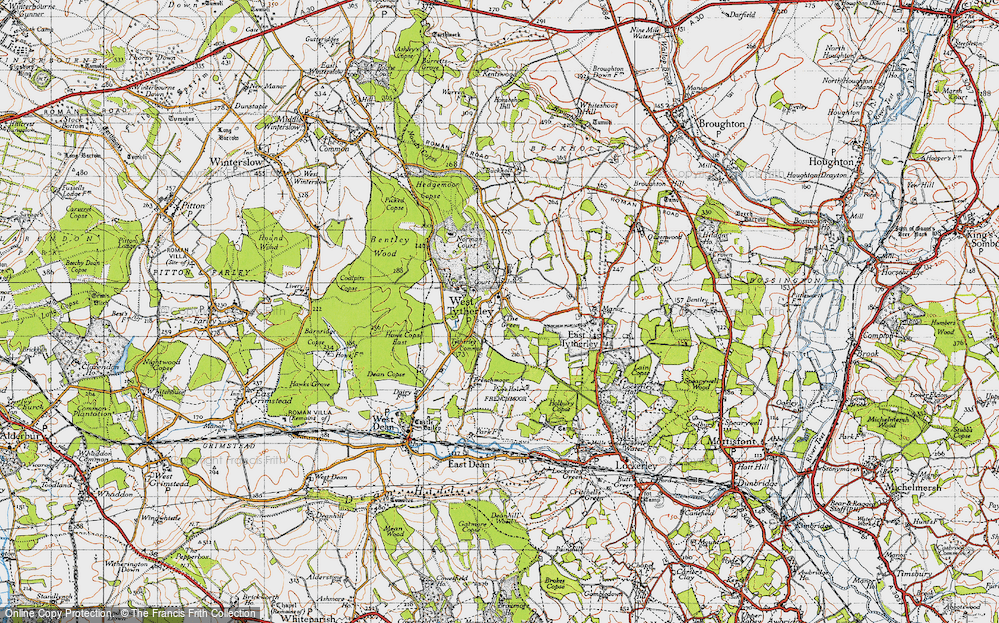 West Tytherley, 1940