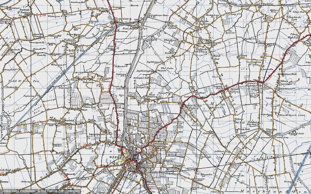 West Walton, 1946