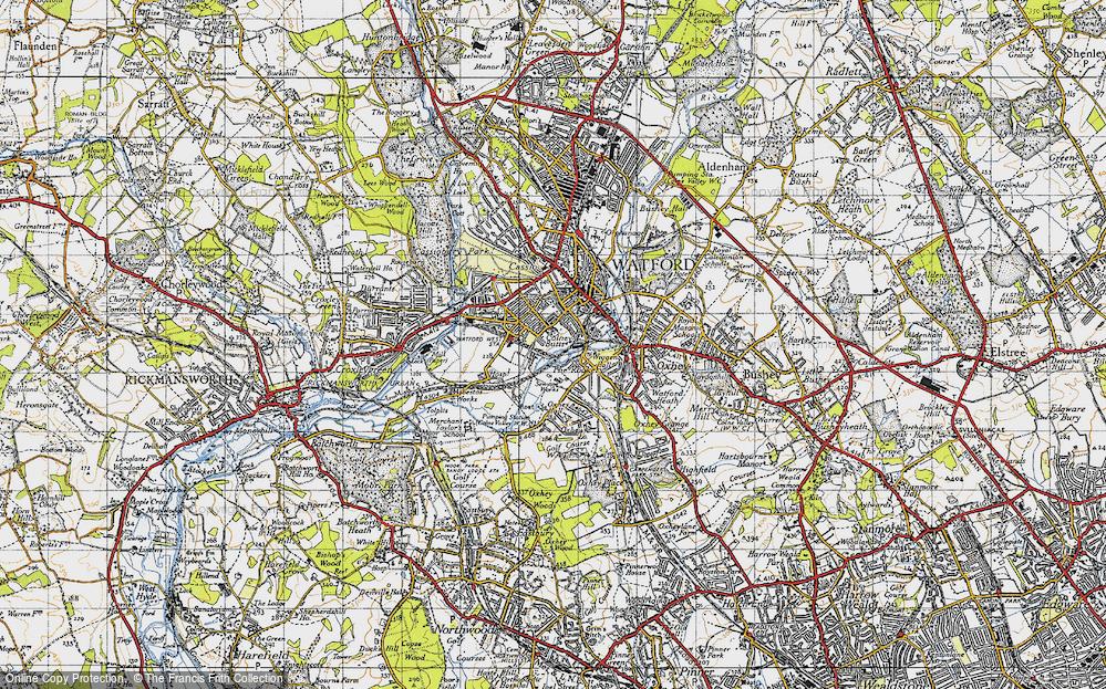 West Watford, 1946