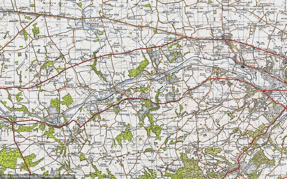 West Wylam, 1947