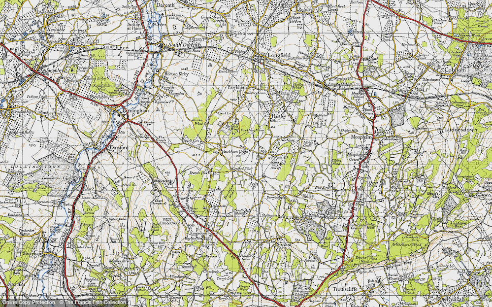 West Yoke, 1946