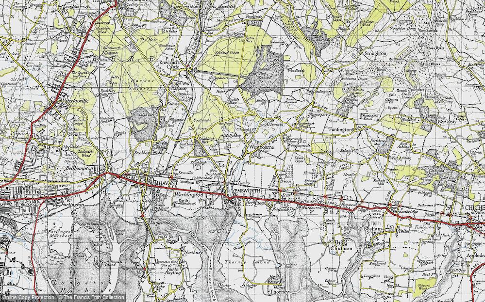 Westbourne, 1945